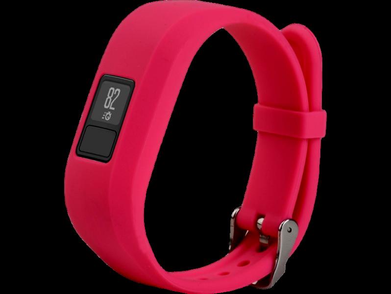 Image of   Silicone rem til Garmin Vivofit 3-Pink