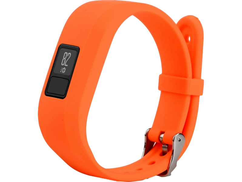 Image of   Silicone rem til Garmin Vivofit 3-Orange