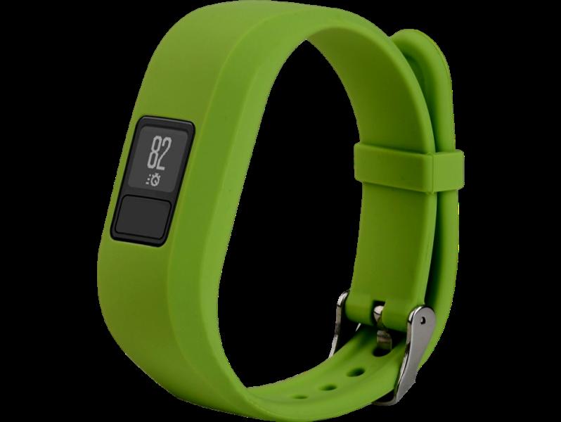 Image of   Silicone rem til Garmin Vivofit 3-Grøn