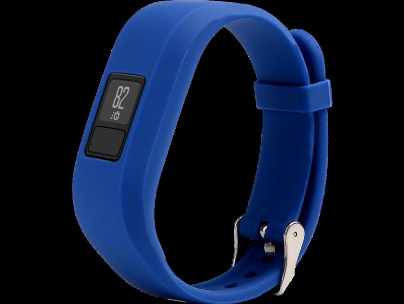Image of   Silicone rem til Garmin Vivofit 3-Mørkeblå
