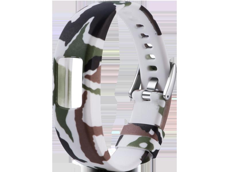 Image of   Kabalo rem til Garmin Vivofit 4-Camouflage