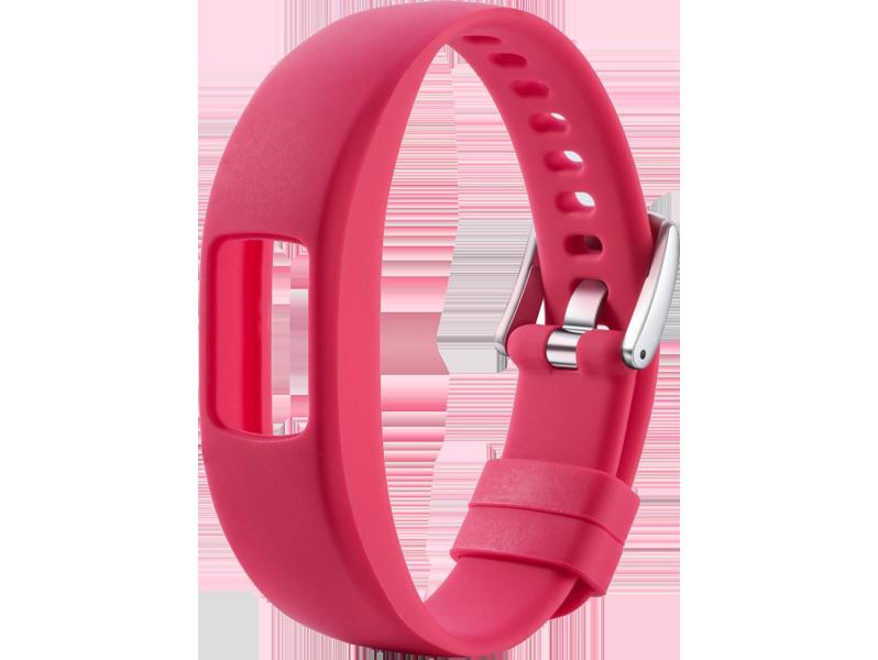 Image of   Silicone rem til Garmin Vivofit 4-Rød