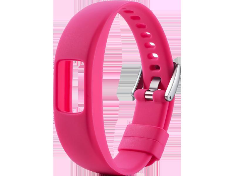 Image of   Silicone rem til Garmin Vivofit 4-Pink