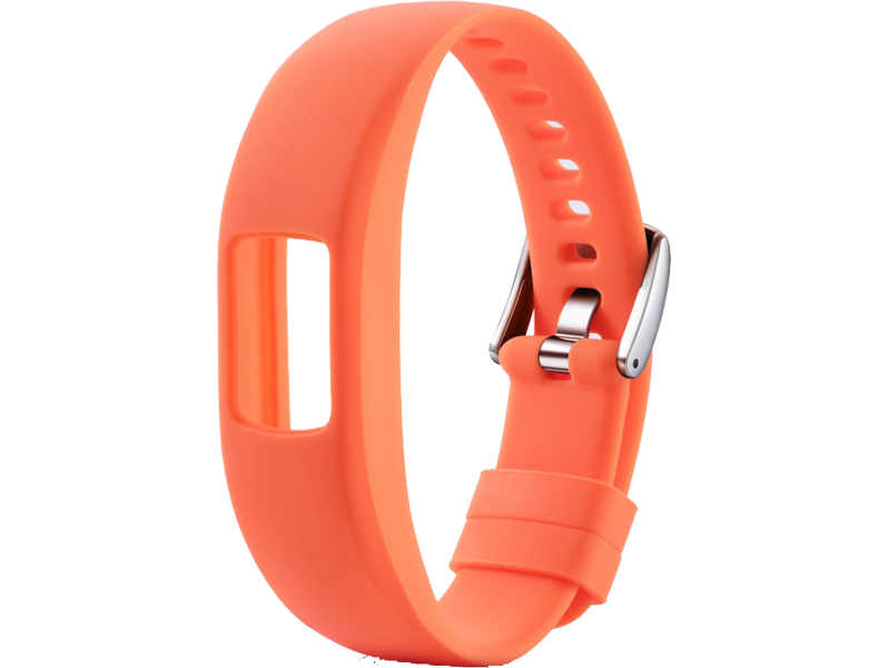 Image of   Silicone rem til Garmin Vivofit 4-Orange