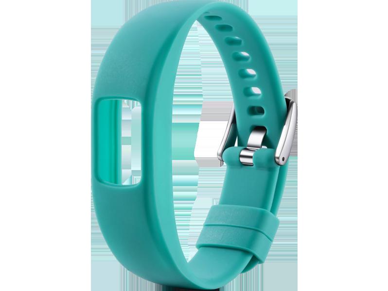 Image of   Silicone rem til Garmin Vivofit 4-Grøn
