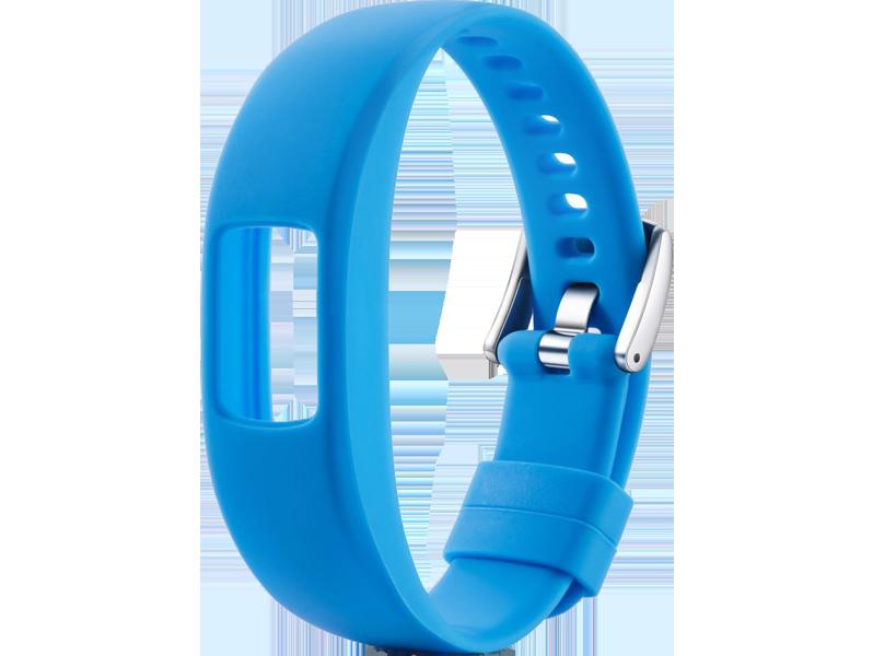 Image of   Silicone rem til Garmin Vivofit 4-Blå