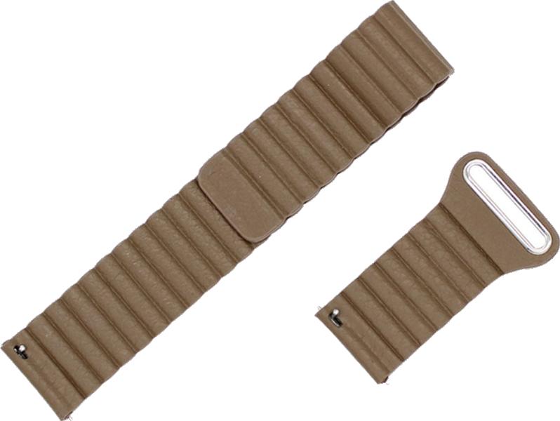Magnetisk Loop rem til Huawei Watch 2/W2-Brun