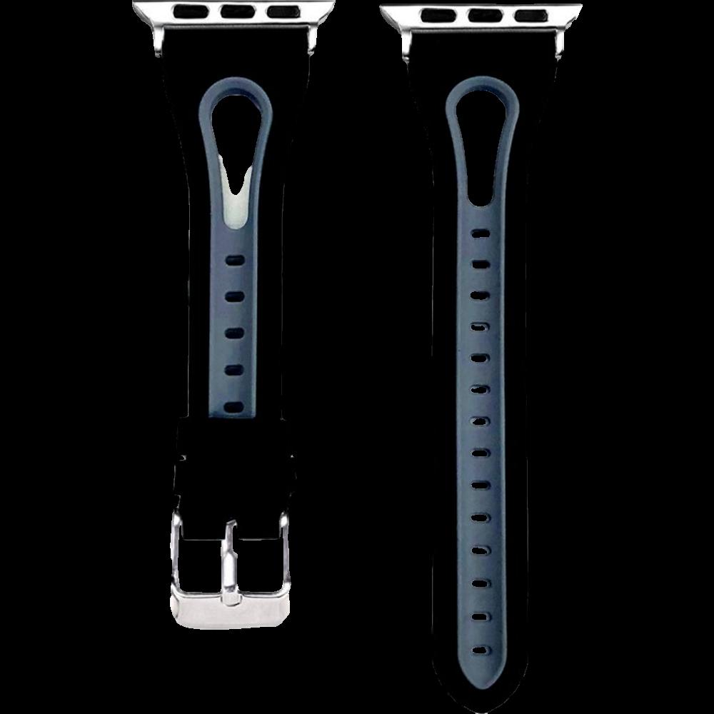 Image of   Carnicero rem til Apple Watch 1 / 2 / 3 / 4 / 5 - 42/44mm-Grå