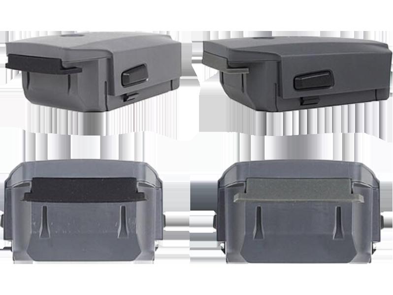 Image of   Batteribeskyttere i Silicone til DJI Mavic Pro