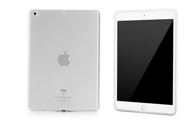 TPU Cover til iPad mini-Grå