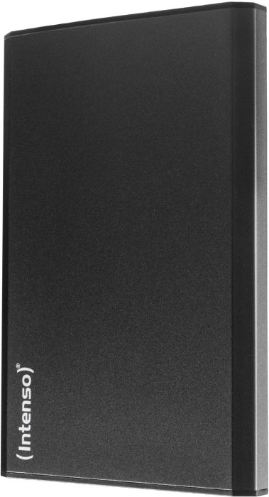 Image of   Intenso Memory Home ekstern harddisk 1TB-Sort