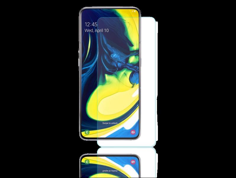 Hærdet Beskyttelsesglas til Samsung Galaxy A80