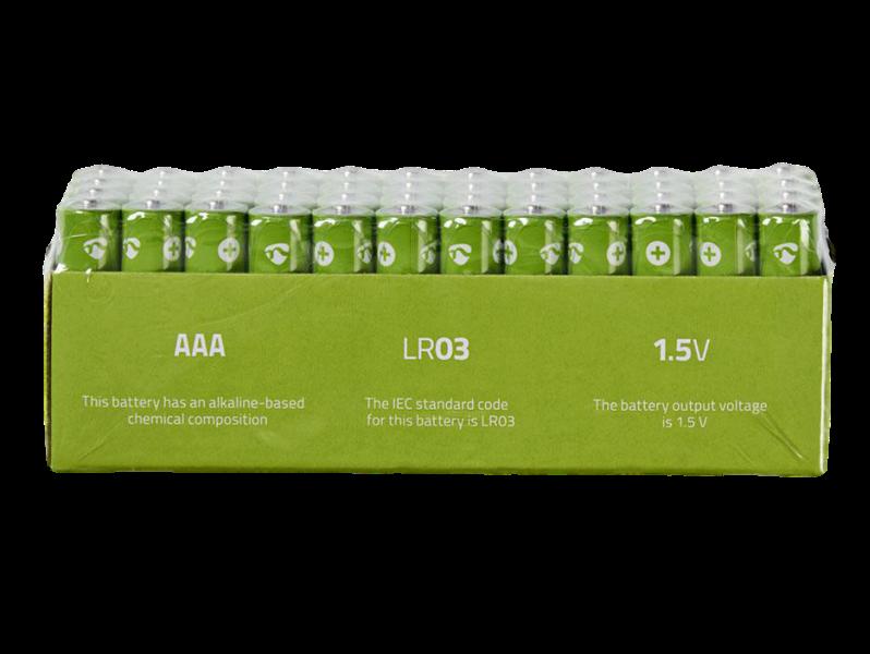 Image of   48-Pak AAA Batterier