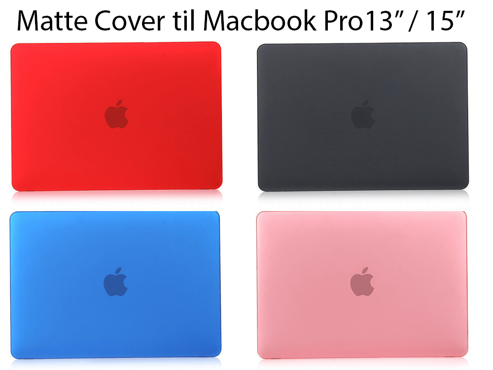 "Matte Cover Macbook Pro 13""/ 15"""