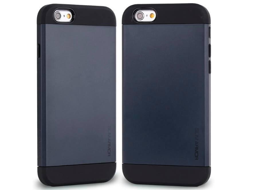 Image of   Hard Cover til iPhone 6 -Sort