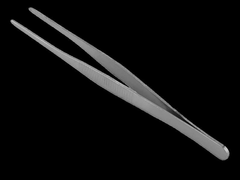 Image of   Madpincet i Rustfrit Stål