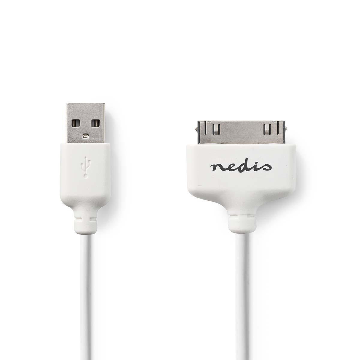 Image of   Kabel til iPad 1 / 2 / 3