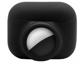 2-i-1 Silicone Cover til AirPods Pro & AirTag