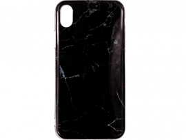 Marmor TPU Cover til iPhone XS Max