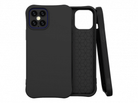 Soft Touch TPU Cover til iPhone 12 / 12 Pro