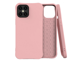 Soft Touch TPU Cover til iPhone 12 Pro Max