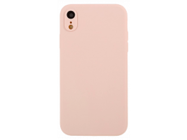 Soft Matte TPU Cover til iPhone XR
