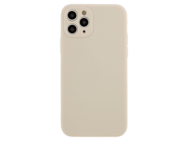 Matte Silicone Cover til iPhone 11 Pro