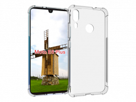Transparent TPU Cover til Motorola Moto E6 Plus