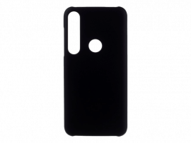 Soft Touch Cover til Motorola Moto G8 Plus