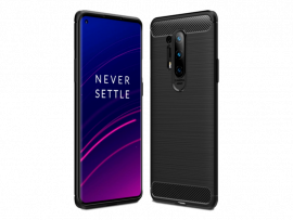 Carbon TPU Cover til OnePlus 8 Pro