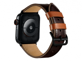Pacey rem til Apple Watch Series 1 / 2 / 3 / 4 / 5 38 mm & 40 mm