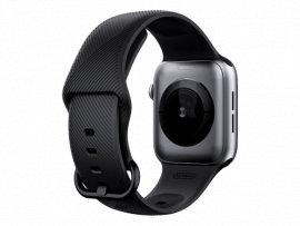 Figaro rem til Apple Watch Series 1 / 2 / 3 / 4 / 5 42 mm & 44 mm