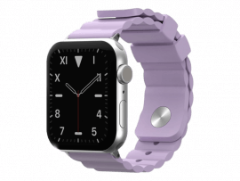 Takane Silikone rem til Apple Watch 6 44 mm