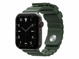 Takane Silikone rem til Apple Watch 6 40 mm