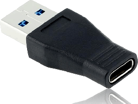 USB-C / Thunderbolt 3 til USB 3.0 adapter