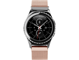 Cuneo rem til Samsung Galaxy Watch Active 2 40/44mm-Rosa