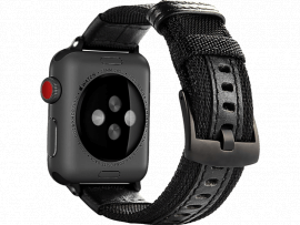Kenton rem i nylon til Apple Watch 3