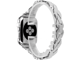 Finestra rem i rustfrit stål til Apple Watch 3