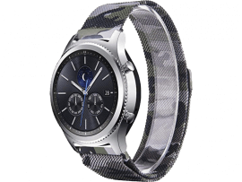 Camo rem til Huawei Watch 2 Classic / GT / GT 2 46MM-Camouflage