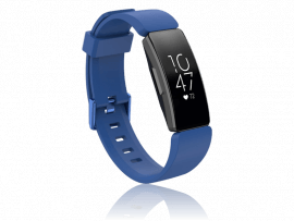 Silicone rem til Fitbit Inspire / Inspire HR & Fitbit Ace 2