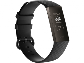 Silicone rem til Fitbit Charge 3 / 4