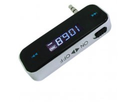 FM Transmitter til iPhone & mobil