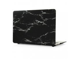 Marmor / Marble Cover - Macbook Pro RETINA 13 / 15 - Sort