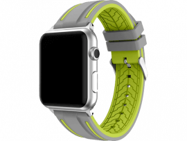 Piave Silikone rem til Apple Watch Series 2 - 38mm