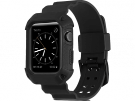 Baseu Gummi Rem til Apple Watch 2 - 38mm