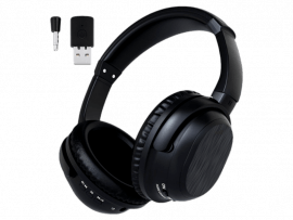 Lucius Trådløst PS4 Headset med Noise Cancelling