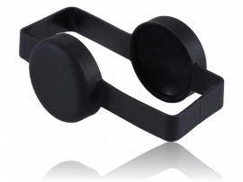 Silicone Dual Lens Cover til GoPro Fusion