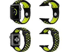Silikone Sportsrem til Apple Watch