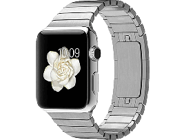 Ferrum rem til Apple Watch 3 i rustfrit stål - 38 mm