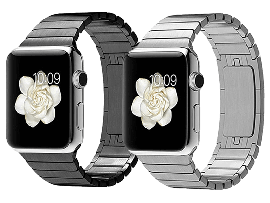 Ferrum rem til Apple Watch 2 i rustfrit stål - 38 mm